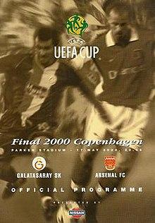 Uefa Cup Sieger 2000