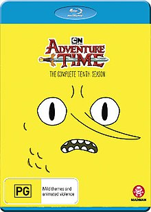 Adventure Time (season 10) - Wikipedia