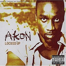 Akon Lonely Album Cover