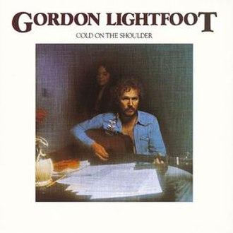 Cold on the Shoulder (Gordon Lightfoot album) - Image: Album Cold on the Shoulder