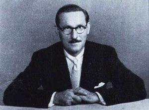 Al Parker (artist) - Al Parker in 1952