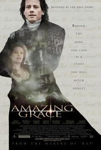 Amazing Grace (2006 film) - Theatrical release poster