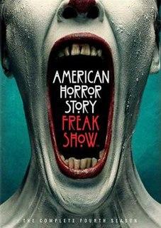 <i>American Horror Story: Freak Show</i> fourth season of American Horror Story