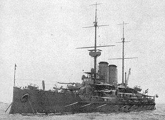 Battleship secondary armament - Austro-Hungarian battleship SMS Radetzky