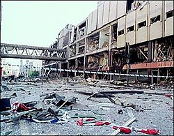 BBC picture Arndale centre after 1996 bomb.jpg