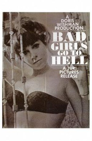 Bad Girls Go to Hell - Theatrical Poster
