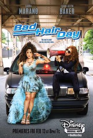 Bad Hair Day (film) - Promotional poster