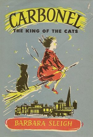 Carbonel: The King of the Cats - First US edition