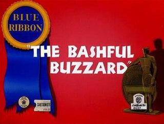 <i>The Bashful Buzzard</i> 1945 film by Bob Clampett