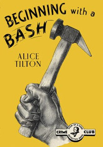 Beginning with a Bash - First edition (UK)