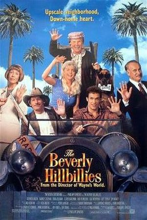The Beverly Hillbillies (film) - Theatrical release poster