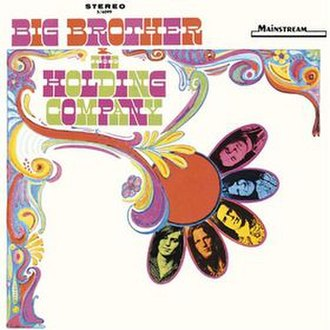 Big Brother and the Holding Company - cover of Big Brother's self titled first studio album