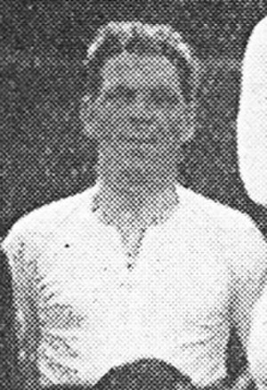 Bill Finlayson - Finlayson while with Brentford in 1925.
