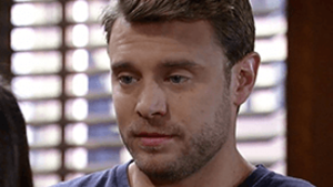 Jason Morgan (General Hospital) - Billy Miller as Jason Morgan