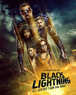 <i>Black Lightning</i> (season 3) Season of television series