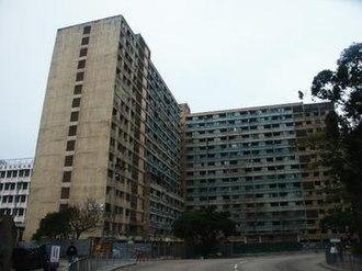 Sau Mau Ping Estate - Block 40–41 of Sau Mau Ping (III) Estate