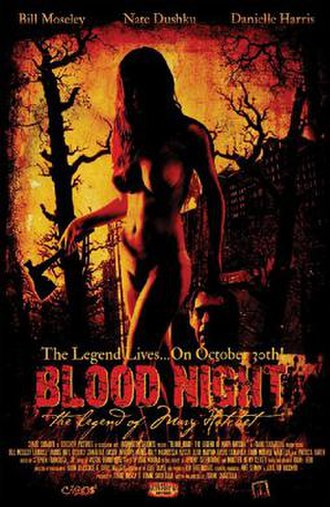 Blood Night: The Legend of Mary Hatchet - Image: Blood Night