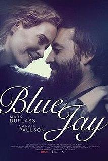 <i>Blue Jay</i> (film) 2016 American film directed by Alex Lehmann
