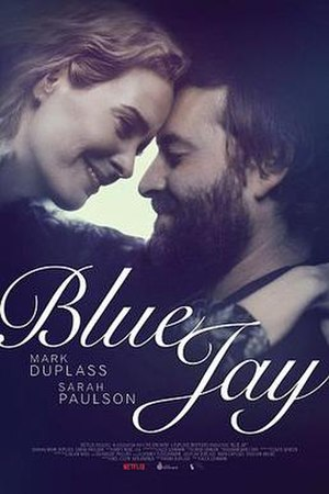 Blue Jay (film) - Theatrical release poster