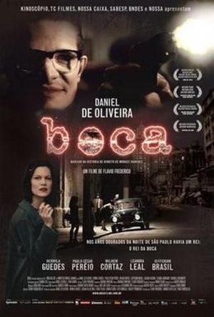 Boca (2010 film) - Image: Boca Film Poster