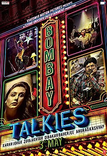 Bombay Talkies Official Release Poster