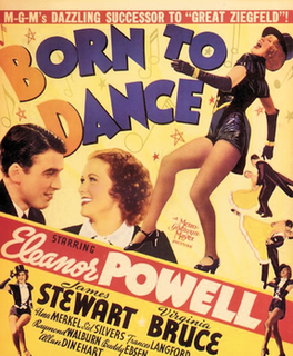 <i>Born to Dance</i> 1936 film by Roy Del Ruth