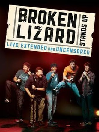 Broken Lizard Stands Up - Image: Broken Lizard Stands Up