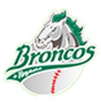 Broncos de Reynosa - Image: Broncos de Reynosa logo