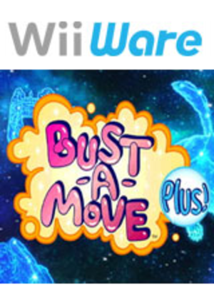 Puzzle Bobble Plus! - Image: Bust A Move Plus! Coverart