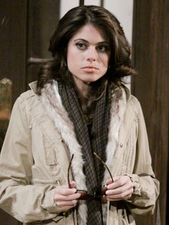 Cara Castillo - Lindsay Hartley as Dr. Cara Castillo