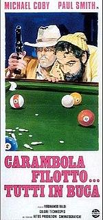 <i>Carambolas Philosophy: In the Right Pocket</i> 1975 film by Ferdinando Baldi