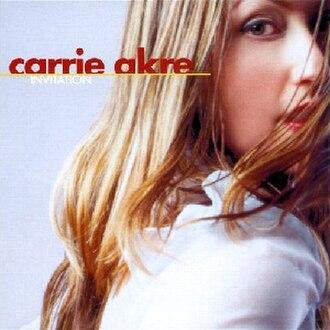Invitation (Carrie Akre album) - Image: Carrie Akre Invitation