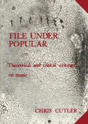 File Under Popular - First edition cover, November Books, 1984