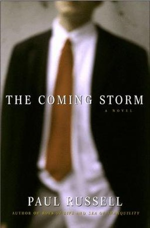 The Coming Storm - Cover of The Coming Storm
