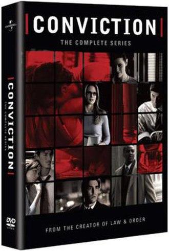 Conviction (2006 TV series) - Image: Conviction S1