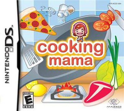 Picture of a game: Cooking Mama