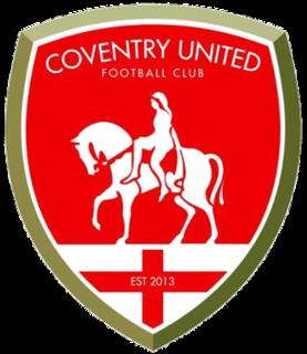 Coventry United F.C. Association football club in England