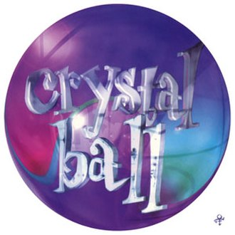 Crystal Ball (box set) - Image: Crystall Ball (Prince box set cover art)