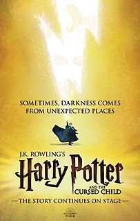 <i>Harry Potter and the Cursed Child</i> 2016 book and two-part West-end play