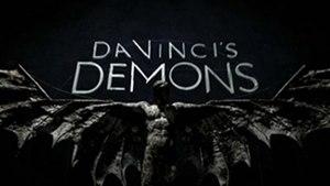 Da Vinci's Demons - Image: Da Vinci's Demons Title Card
