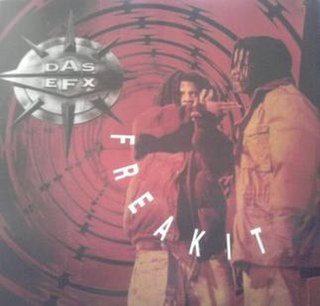 Freakit single by Das EFX