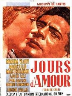 <i>Days of Love</i> 1954 film