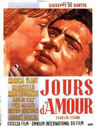 Days of Love - Film poster