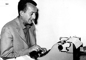Mauro De Mauro - De Mauro at work (1960)