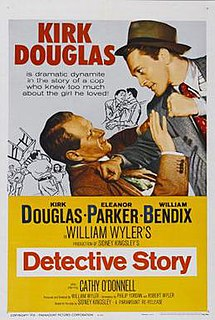 <i>Detective Story</i> (1951 film) 1951 film by William Wyler