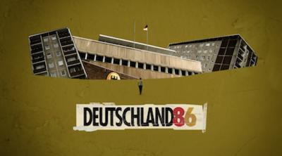 Picture of a TV show: Deutschland 86