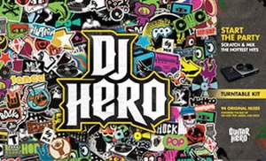 DJ Hero - Image: Dj hero cover