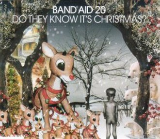Do They Know It's Christmas? - Image: Do They Know It's Christmas single cover 2004