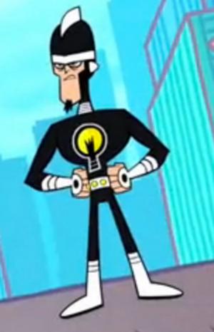 Doctor Light (Arthur Light) - Doctor Light's as he appears in Teen Titans Go!