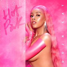 Doja Cat - Hot Pink.png